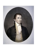 James Monroe Giclee Print by John Vanderlyn