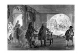 The Magic Lantern, 1730-1809 Giclee Print by Paul Sandby