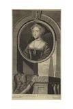 Jane Seymour Giclee Print by Adriaan van der Werff