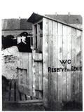 Jean Cocteau Photographic Print