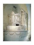 Monument to Vittorio Alfieri Giclee Print by Antonio Canova