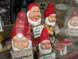 Adopted Gnomes, Southend-On-Sea, England, 2009 Photographic Print