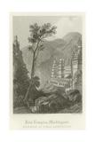 Jain Temples, Muktagerri, India Giclee Print by Henry Warren