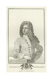 Francis Godolphin, Earl of Godolphin Giclee Print by Godfrey Kneller