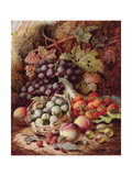 Still Life of Fruit II Giclee Print by Oliver Clare