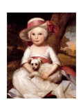Portrait of a Child, C.1778 Giclee Print by Ralph Earl