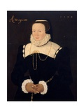 Portrait of a Lady, 1575 Giclee Print by Cornelis Ketel