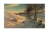 Through the Crisp Air, 1902 Giclee Print by Joseph Farquharson