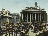 Royal Exchange Photographic Print