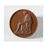 Medallion to Francis Chantrey, 1846 Giclee Print by Edward William Wyon