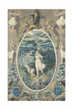 The Joy of Hunting, 1808-9 Giclee Print by Philipp Otto Runge