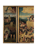 The Haywain Giclee Print by Hieronymus Bosch