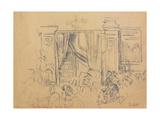 The New Bedford, Camden Town Giclee Print by Walter Richard Sickert