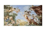 Pallas and Venus Giclee Print by Pietro da Cortona