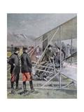 Wilbur Wright Giclee Print
