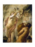 Bacchanalia, 1636 Giclee Print by Jacques Blanchard