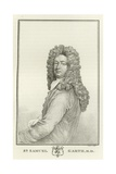 Sir Samuel Garth, Md Giclee Print by Sir Godfrey Kneller