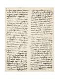Letter Written Giclée-Druck von Amerigo Vespucci