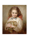 The Birthday Present Giclee Print by George Elgar Hicks