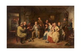 Obliging the Company, C.1879 Giclee Print by George Smith