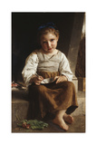 Gruel Giclee Print by William Adolphe Bouguereau