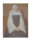Mere Poussepin, 1920 Giclee Print by Gwen John