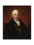 Portrait of James Longsdon Giclee Print by John Hoppner