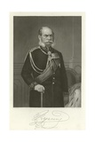 King William of Prussia Giclee Print by Alonzo Chappel