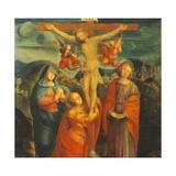 Crucifixion Giclee Print by Gaudenzio Ferrari