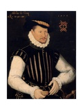 Portrait of a Gentleman, 1575 Giclee Print by Cornelis Ketel