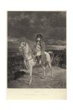 Portrait of Napoleon Bonaparte Giclee Print by Jean-Louis Ernest Meissonier