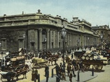 The Bank of England Photographic Print