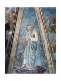 St John Evangelist, 1442 Giclée-tryk af Andrea Del Castagno