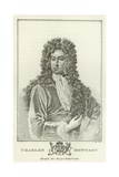Charles Montagu, Duke of Manchester Giclee Print by Godfrey Kneller
