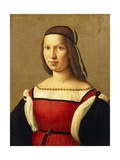 Portrait of Woman Giclee Print by Domenico Ghirlandaio