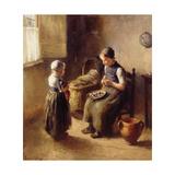 Sisters Giclee Print by Bernard de Hoog