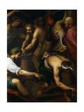 The Scourging Giclee Print by Giovanni Battista Paggi
