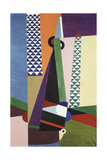 Composition Geometrique, 1922 Giclee Print by Georges Valmier