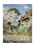 Blossom Time Giclee Print by Joseph Kirkpatrick