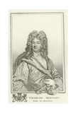 Charles Montagu, Earl of Halifax Giclee Print by Sir Godfrey Kneller