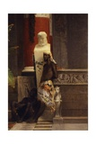 Revenge of Poppea, Detail Giclee Print by Giovanni Muzzioli