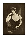 Edith Wharton Giclee Print