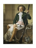 The Count De Mont Louis Giclee Print by Johann Zoffany