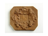 Maquette for an Octagonal Plaque Giclee Print by Alfred Gilbert