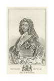 Richard Boyle, Earl of Burlington Giclee Print by Godfrey Kneller