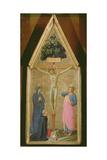 Crucifixion Giclee Print by Melozzo Da Forli
