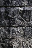 Relief, Group of Thousand Columns, Chichen Itza Photographic Print