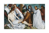 The Pieta Giclee Print by Jean Fouquet