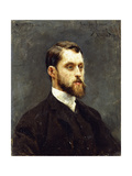 Self-Portrait, 1886 Giclee Print by Julius Leblanc Stewart