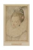 Portrait of Queen Elizabeth I Giclee Print by Federico Zuccaro
